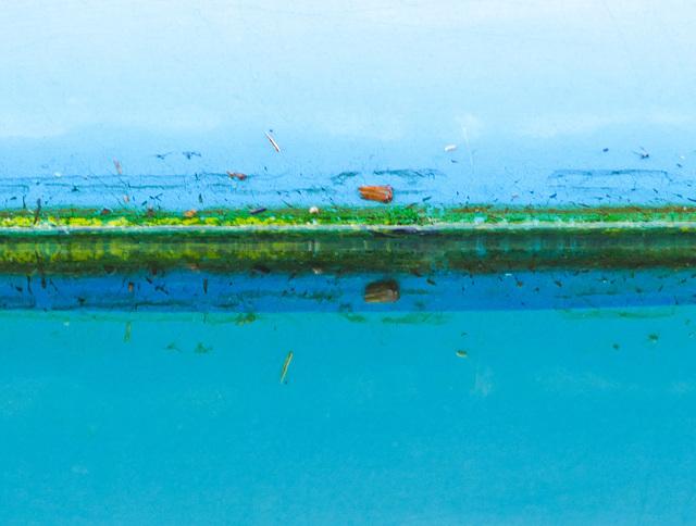 , 'Vintage Marina/ Thin Red Line,' 2018, Dab Art