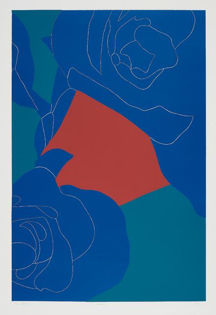 Gary Hume, 'Geranium', 2013, Phillips