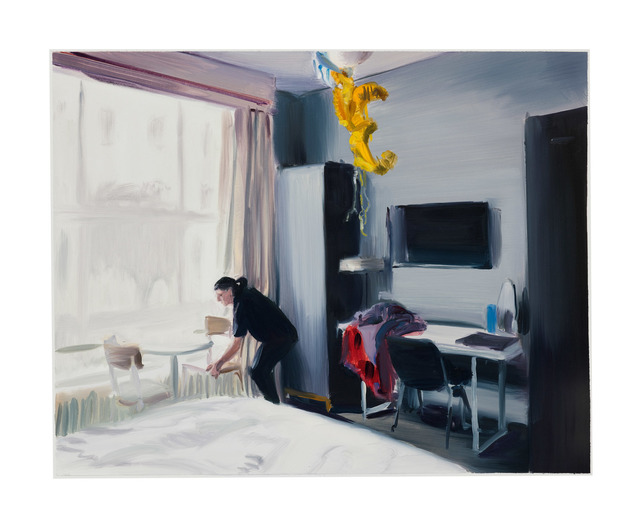 , 'Study for Monday Morning, Stanley Room,' 2018, GRIMM
