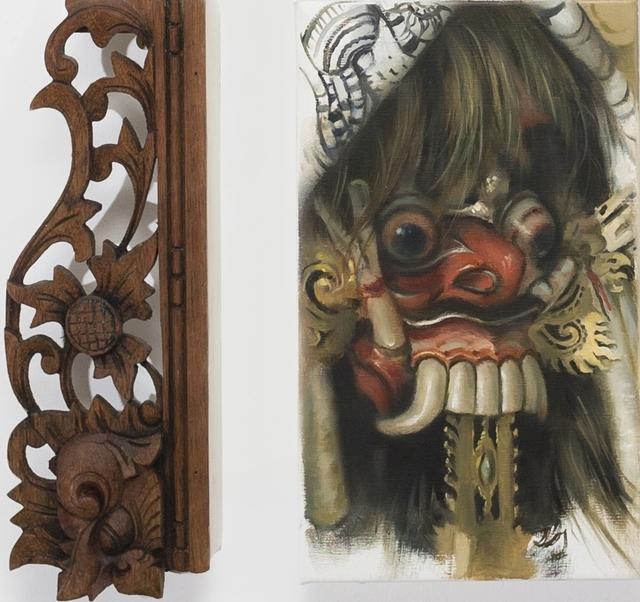 , 'Curio V,' 2017, Barnard Gallery
