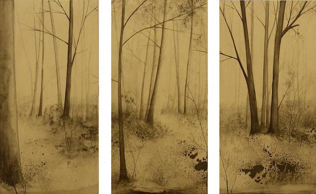 Marika Vicari, 'Popolus nigra', 2015, Galleria Punto Sull'Arte
