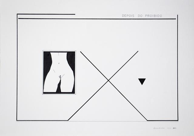 , 'After the forbidden,' 1977-2013, Galeria Karla Osorio