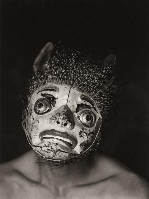Flor Garduño, 'Sixto, Alto de la Paz, Bolivia', 1990, Photography, Platinum print, Etherton Gallery