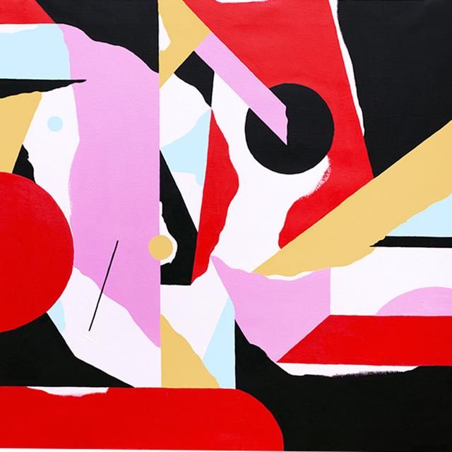 , 'Abstract 114,' 2017, Artig Gallery