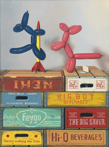 Robert C. Jackson, 'Up To The Challenge, for LittleCollector', ArtStar