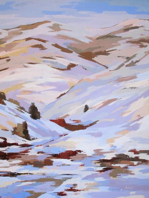 , 'La Neve,' 2016, Abend Gallery