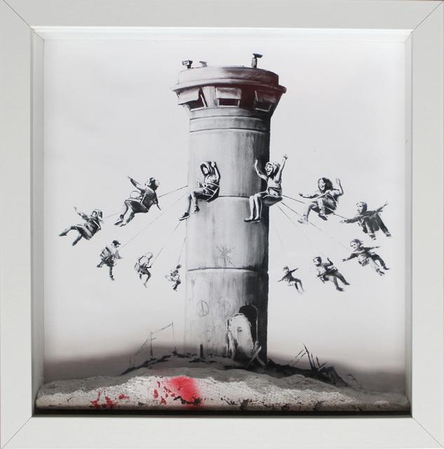 Banksy, 'Walled Off Hotel Box set', 2017, EHC Fine Art: Essential Editions III