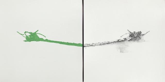 , 'Green Cottonwood,' 2018, Modern West Fine Art
