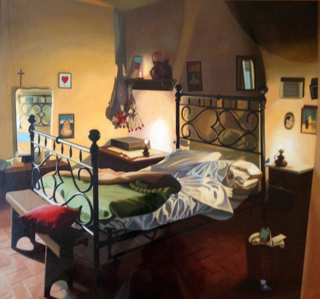 , 'The Bed,' , Cyril Gerber Fine Art/ Compass Gallery