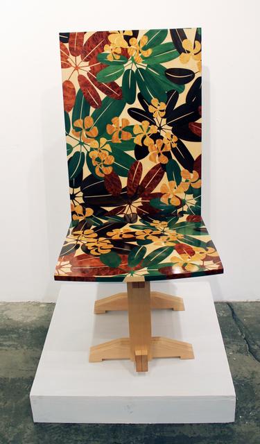 , 'Plumeria,' 2014, Robert Berman Gallery