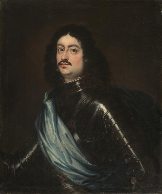 , 'Portrait of Ranuccio II Farnese, Duke of Parma and Piacenza,' 1656, Brun Fine Art