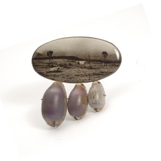 , 'Untitled (brooch),' 2004, Museum of Arts and Design