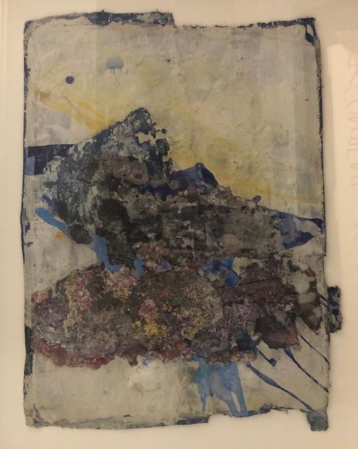 , 'Paisaje roto IV,' 2018, Sala Parés