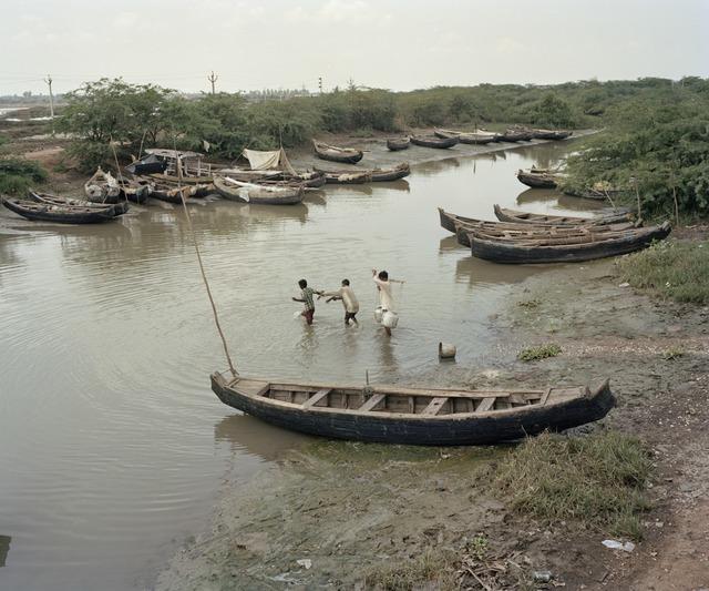 , 'Teki Drain River, India,' 2008/2014, Pace/MacGill Gallery