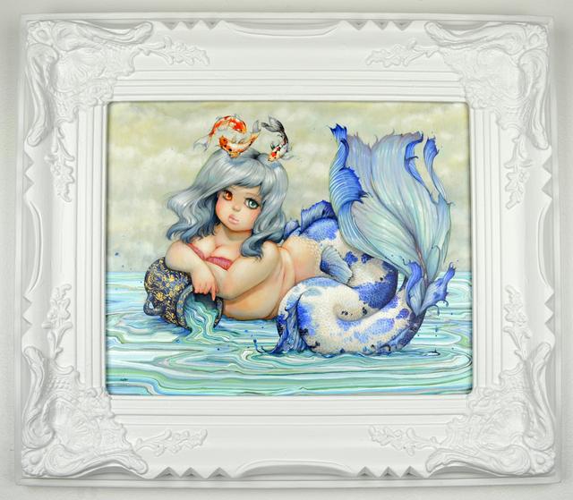 , 'Aquarius,' 2019, Haven Gallery