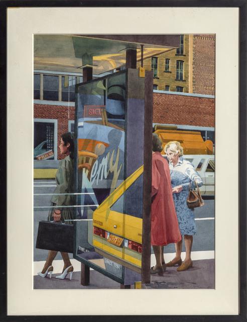 Don david, 'Bus Stop', 1980, RoGallery