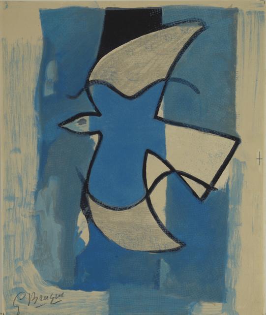 , 'Oiseau Bleu et Gris,' 1962, William Weston Gallery Ltd.