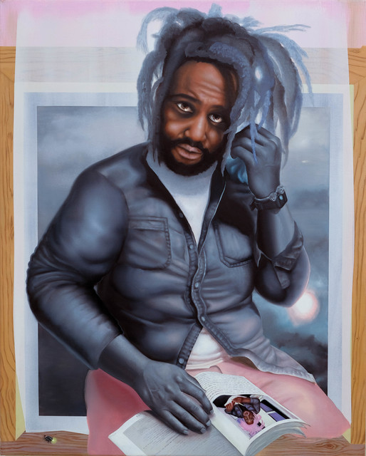 Alannah Farrell, 'LES (Akeem)', 2018, The Painting Center