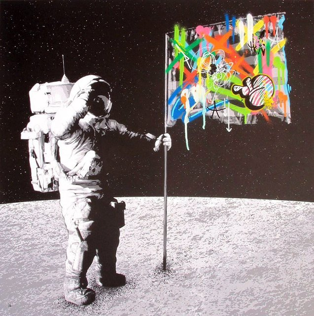Martin Whatson, 'One Small Step', 2013, End to End Gallery