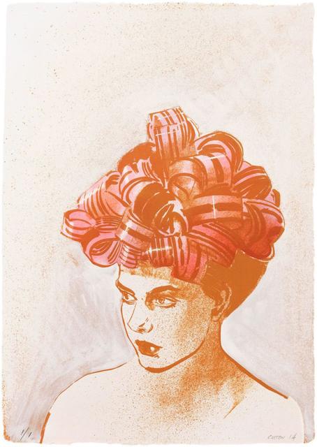 , 'Ribbon Candy Hannah (Var. 6),' 2014, Page Bond Gallery