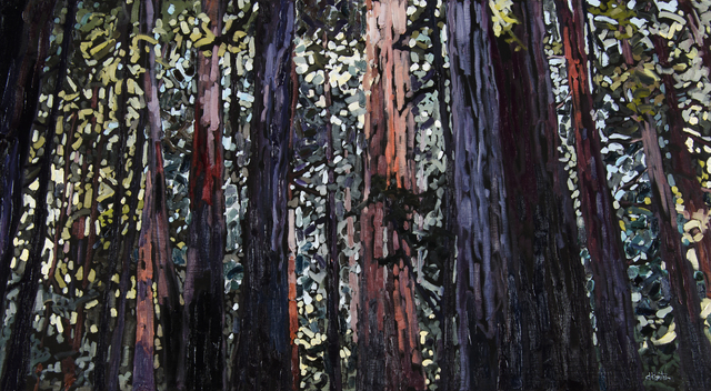 , 'The Quiet of the Forest,' 2015, Abend Gallery