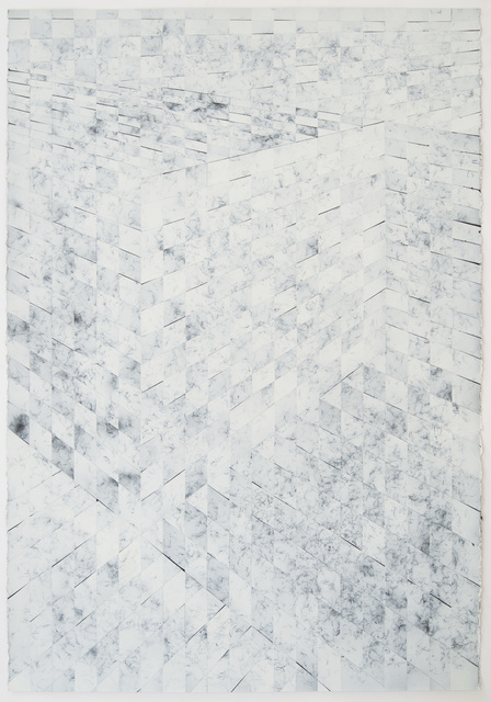 , 'MisRemembered Structure #1,' 2015, Samuel Freeman
