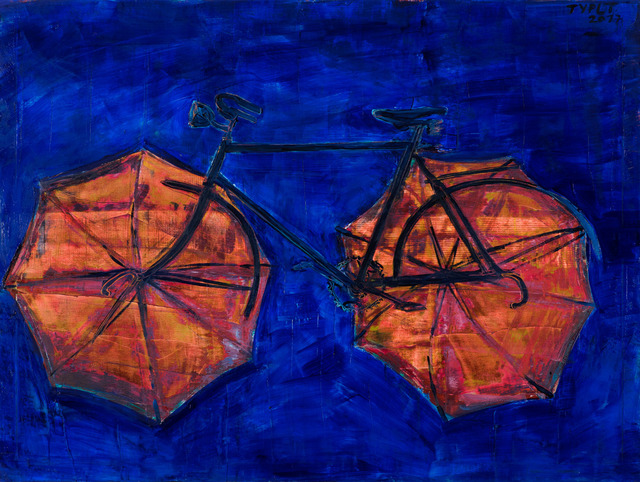 , 'Bicycle III.,' 2017, DSC Gallery