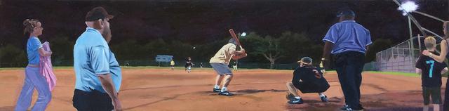 , 'Pitch ,' 2016, Lyons Wier Gallery