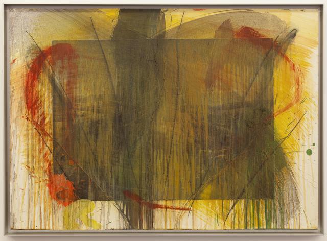 , 'Landschaft,' 1991, NF/ NIEVES FERNANDEZ