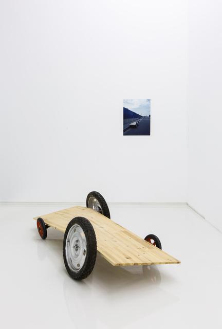 , 'Vehicle-2 车子-2 ,' 2015, PIFO Gallery