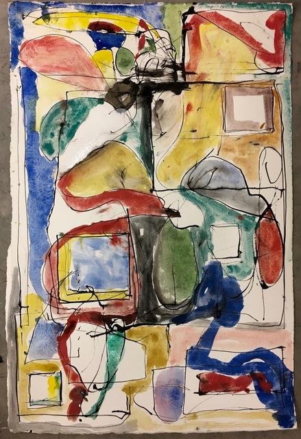 , 'Silhouette,' 2018, Eckert Fine Art