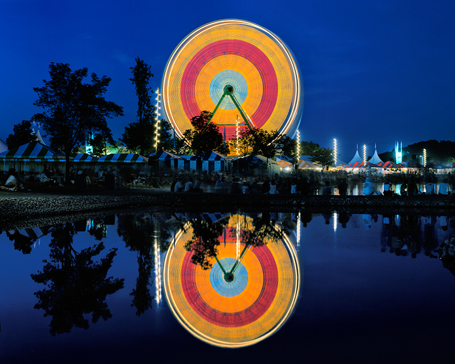 Roger Vail, 'Giant Wheel and Reflection', 2001, JAYJAY