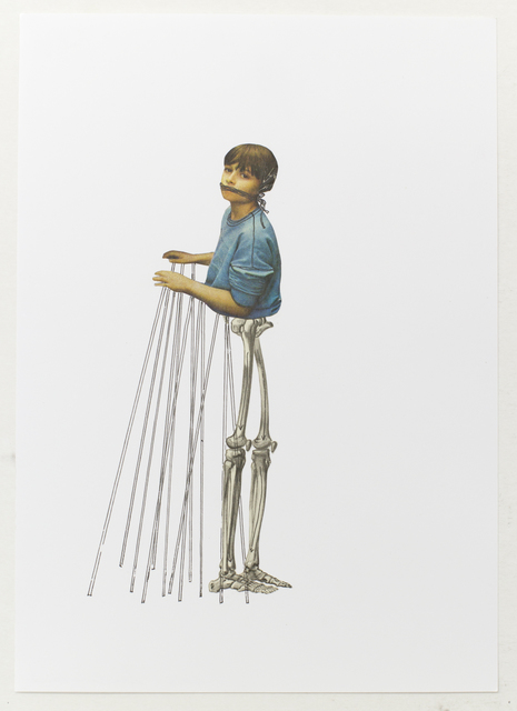 , 'Unlearning the Body,' 2016, Meyer Riegger