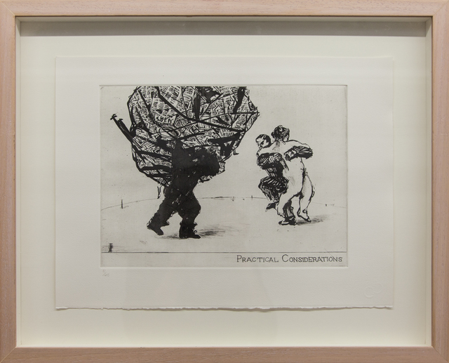 ", 'Early Prints-""Little Morals"" Series, Edition of 40,' 1991, Zeitz MOCAA"