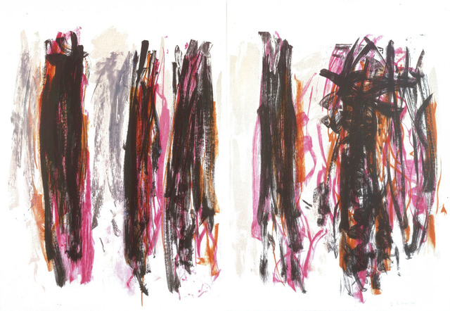 Joan Mitchell, 'Trees IV', 1992, inde/jacobs