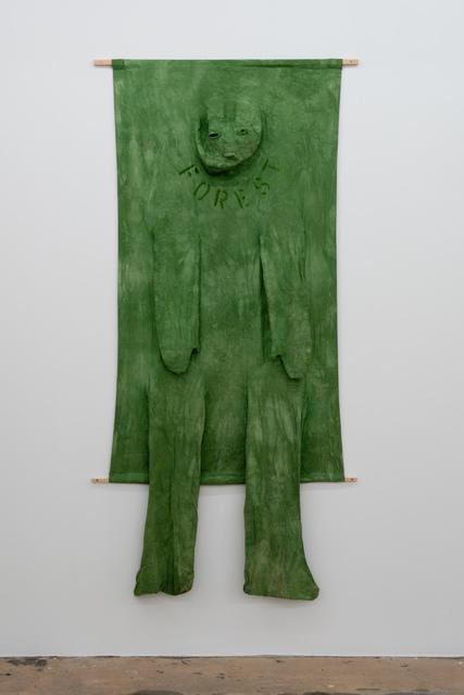 Nicola L, 'Forest', 1970-1978, Nina Johnson