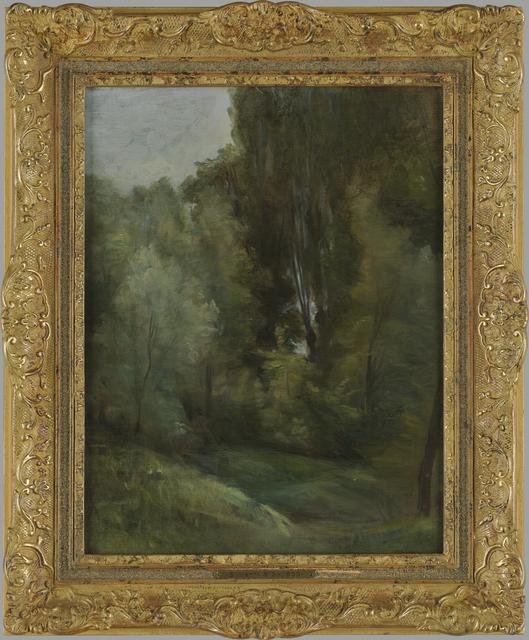 Barthélemy Menn, 'Stimmungsvolle Landschaftspartie', no year, bromer kunst