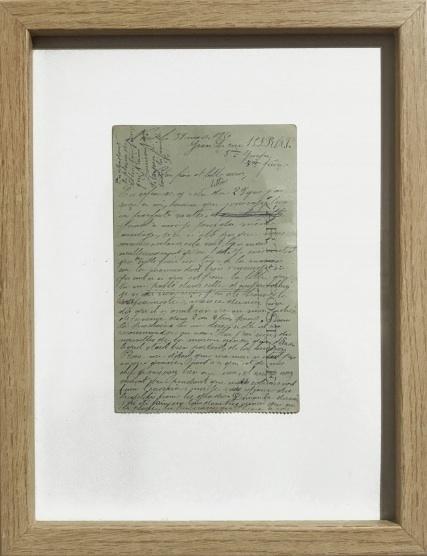 Alice Guittard, 'DES NOUVELLES', 1920-2019, ICI International Cultural Institute