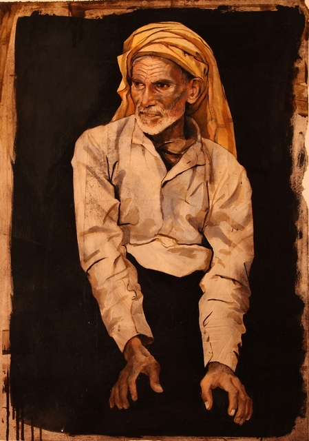 , 'Man in Rishikiri,' 2016, Jill George Gallery