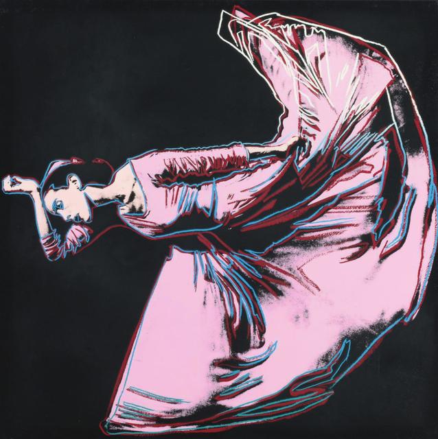 Andy Warhol, 'Martha Graham: Letter to the World (The Kick) II.389', 1986, Hamilton-Selway Fine Art