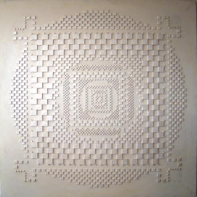 , 'Mandala of the Universe,' 2015, Puerta Roja