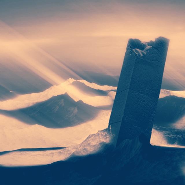 , 'Monolith,' 2012-2014, Upfor