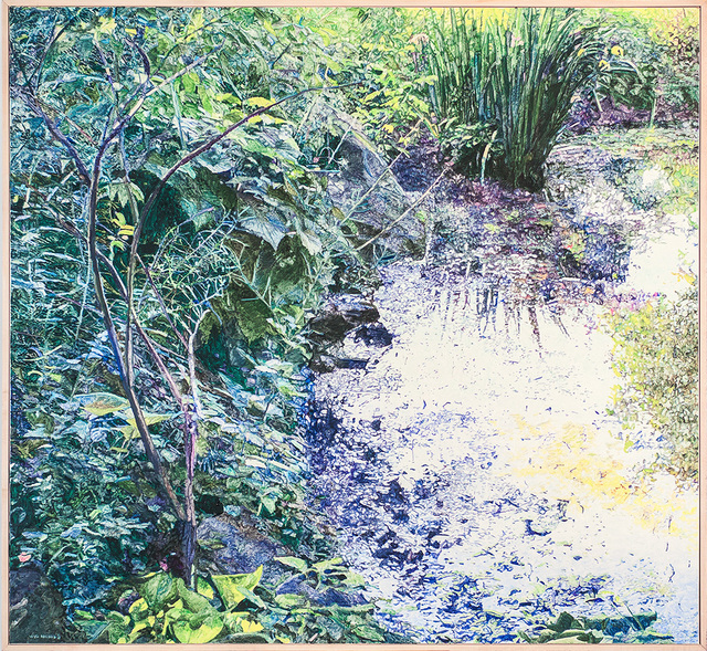 , 'A Small Pond in Late Spring,' 2005, CK Contemporary