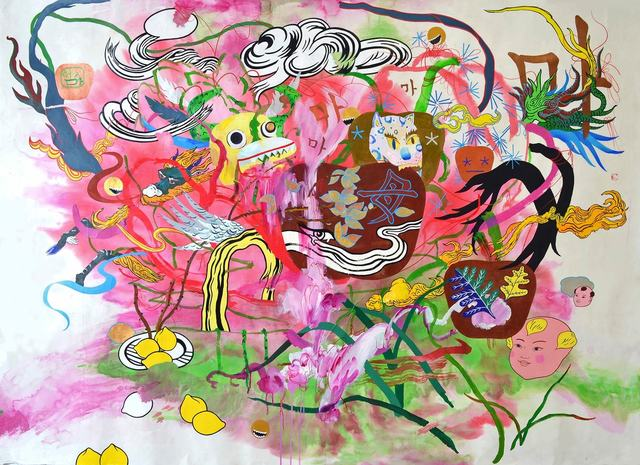, 'Mama Dance,' 2013, Patricia Sweetow Gallery