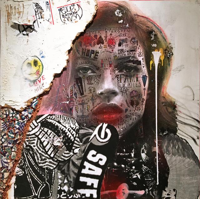 , 'Ciao Bomba (Kate Moss),' 2018, NextStreet Gallery