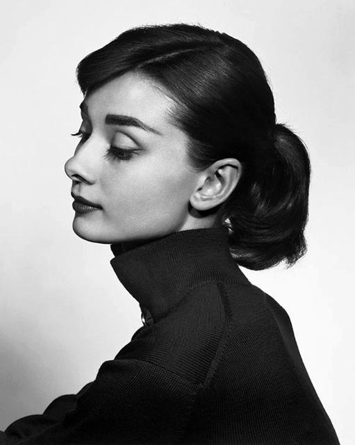 , 'Audrey Hepburn,' 1956, Beetles + Huxley