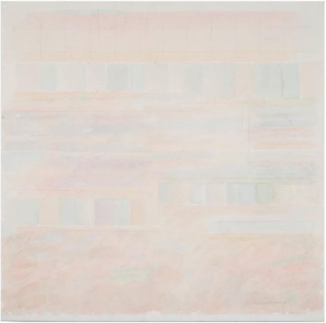 , 'Ritmi e pause,' 1987, rosenfeld porcini
