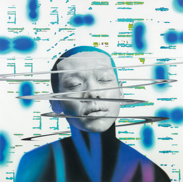 , 'Microcracks VI,' 2017, Liang Gallery