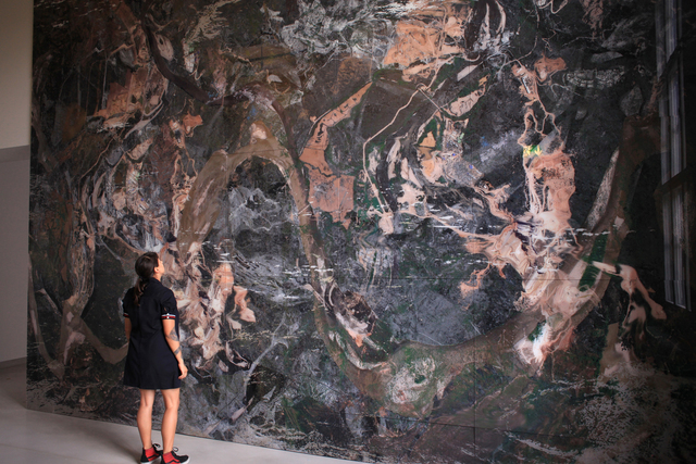 , 'YUMA, or the Land of Friends,' 2014, Instituto de Visión