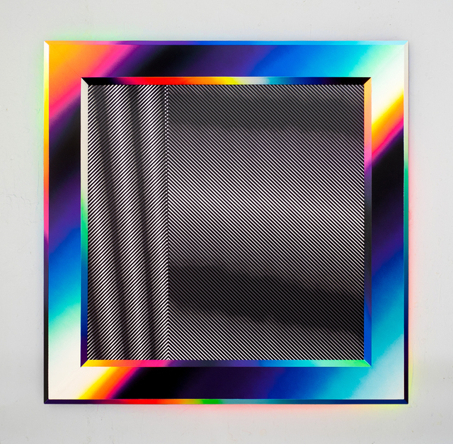 , 'OPTICHROMIE 40,' 2016, Mirus Gallery
